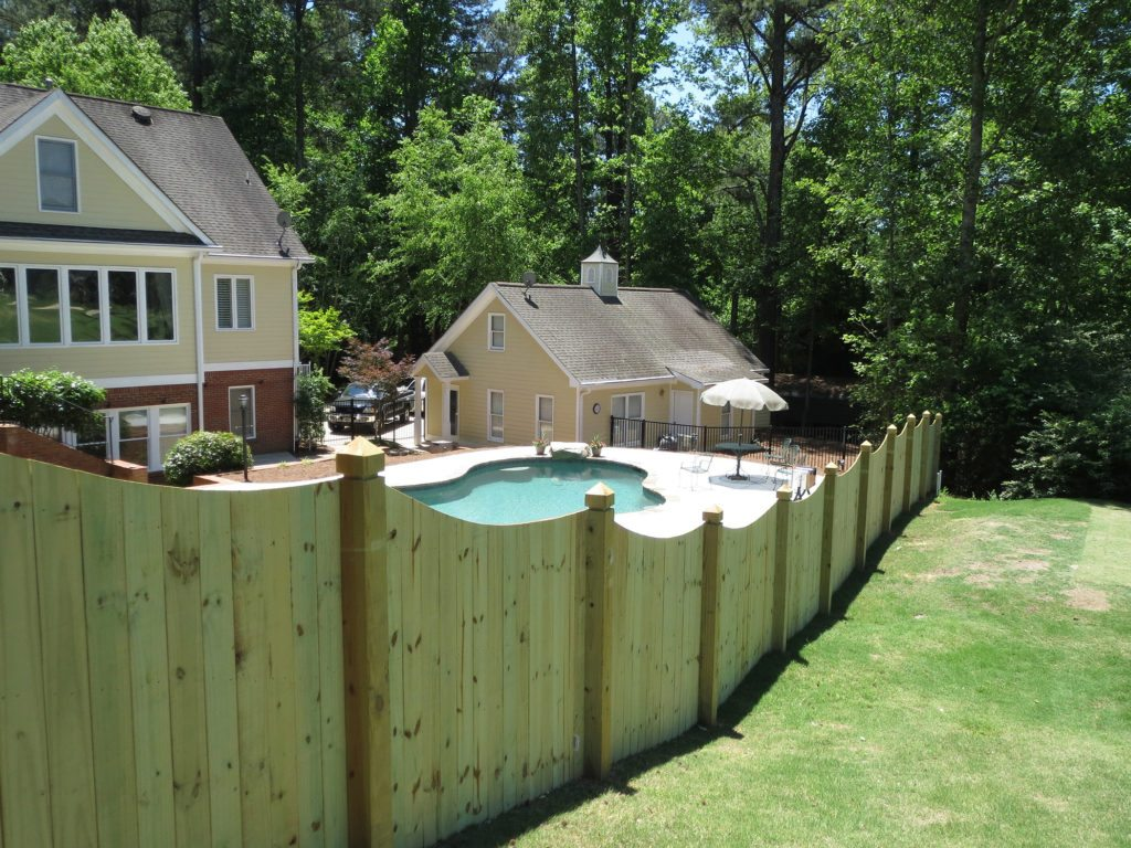 residential first fence