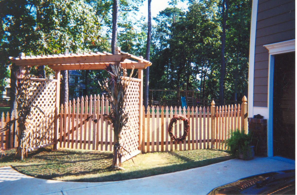 Gallery First Fence Of Georgia Residential